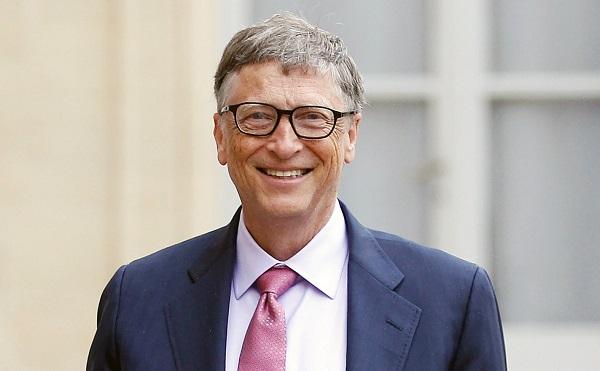 بیل گیتس از کارآفرینان موفق جهان